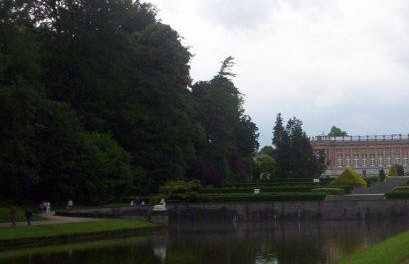 Les jardins du Musée royal de l'Afrique centrale