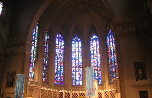 Catedral de Notre-Dame de Luxemburgo