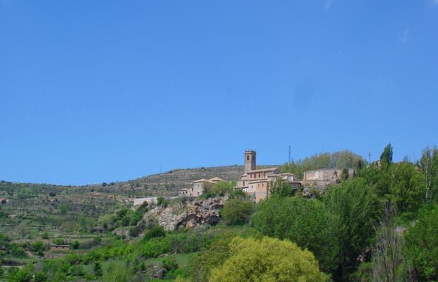 Route through La Alcarria