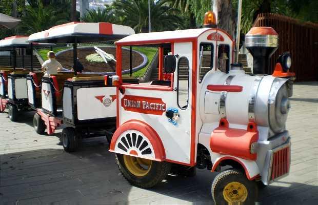 Tren Turístico de Santa Cruz