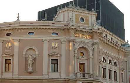 Teatro Nacional de la Ópera y del Ballet