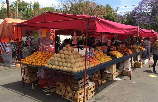 Mercado Lindavista Vallejo