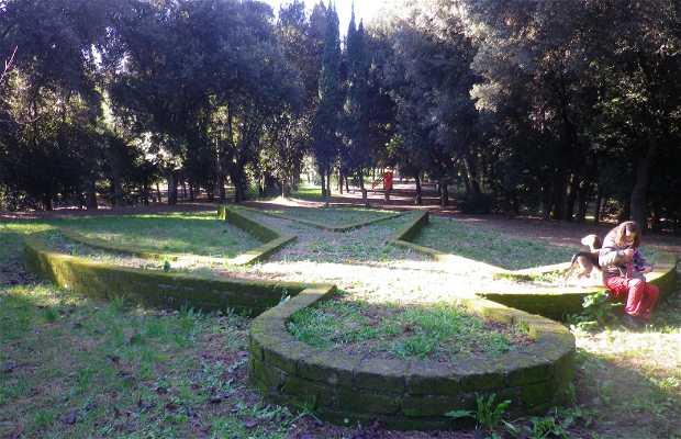 Parco di scultura di Villa Glori