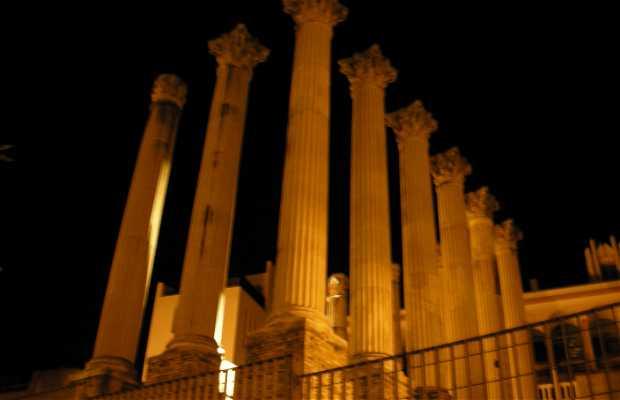 Ruínas romanas de Córdoba