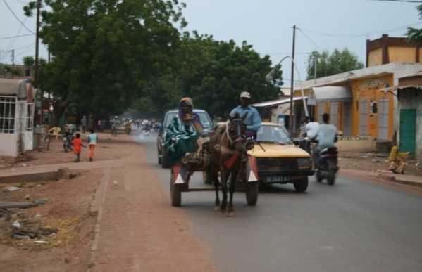 Tambacounda city