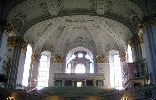 Iglesia de San Miguel - Hauptkirche Saint Michaelis