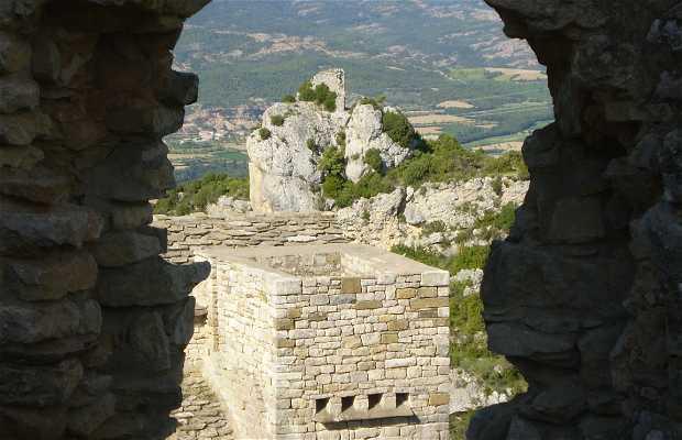 Castillo y Ermita