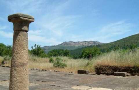 Ruinas romanas Ammaia