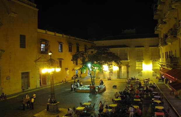 Place Santo Domingo
