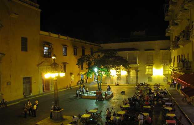 Praça Santo Domingo