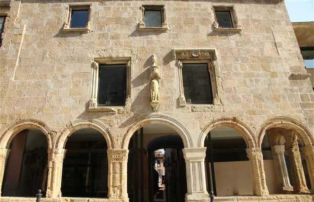 Antiguo Hospital de Santa Tecla