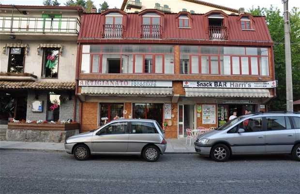 Corso di Lorica, strada 108 bis