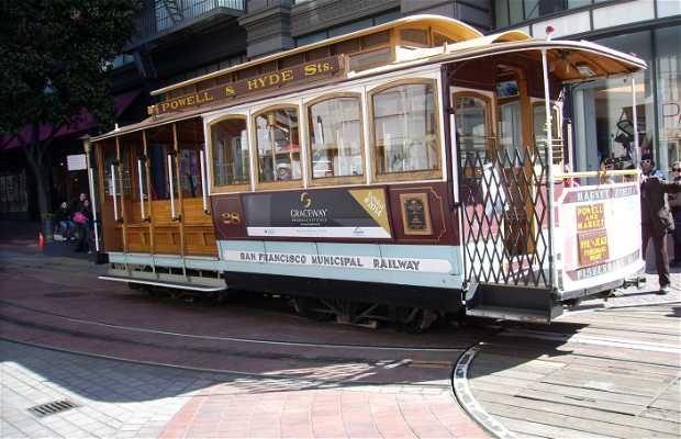 Tram de San Francisco