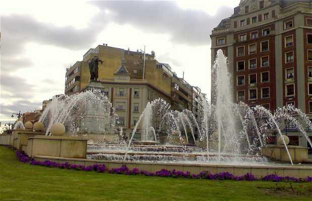 Praça de Guzmán El Bueno