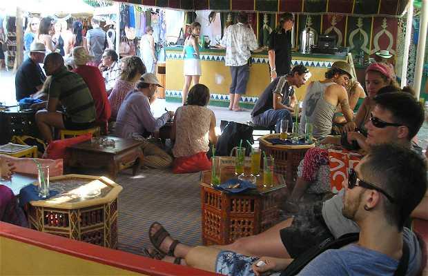 Salon de thé Les Dahlias