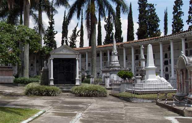Cementerio Museo San Pedro