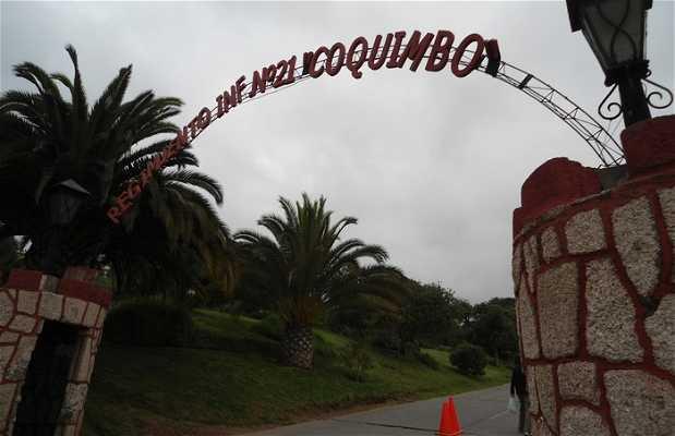 Regimiento Infanteria n°21 Coquimbo