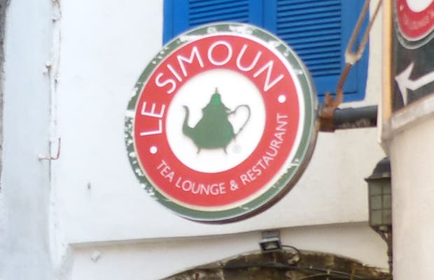 Le Simoun