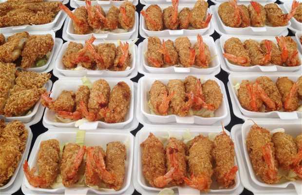 Cour de Nourriture Chaweng