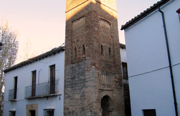 Alminar de San Sebastián
