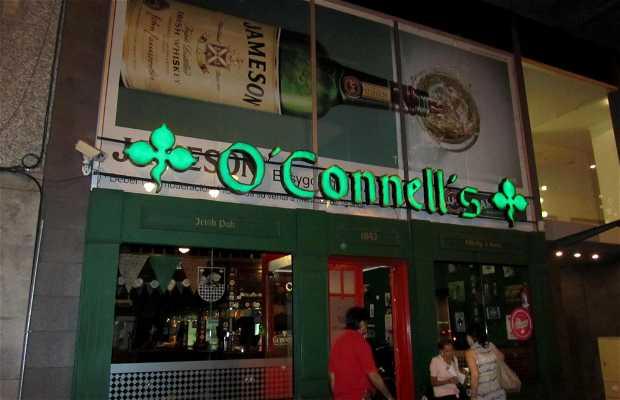 O'Connell's, Irish Pub y Whisky Club