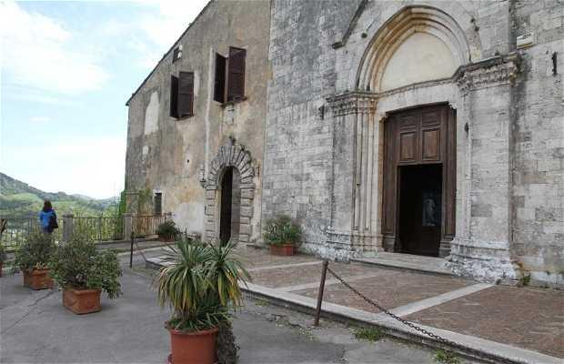 Iglesia de San Agnese