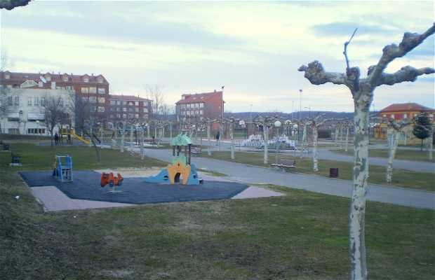 Parque Público de Villaobispo de las Regueras
