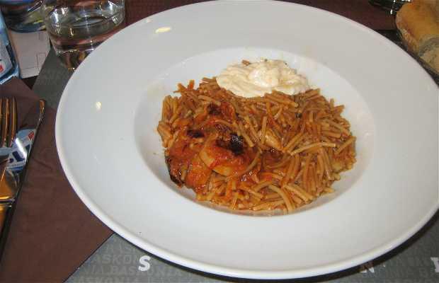 Restaurante Baskònia