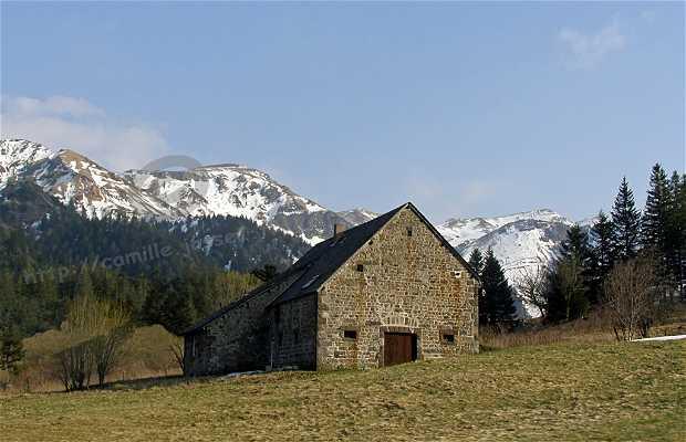 Station du Mont Dore
