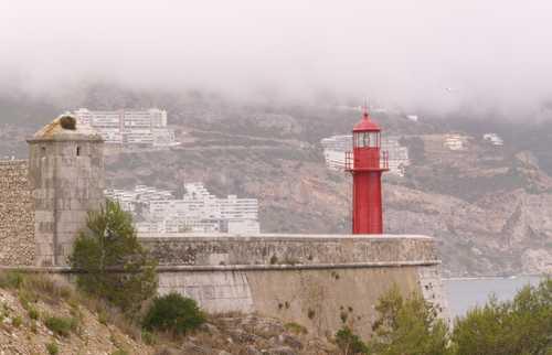 Faro del Fuerte do Cavalo