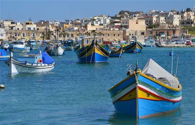 Port de Marsaxlokk