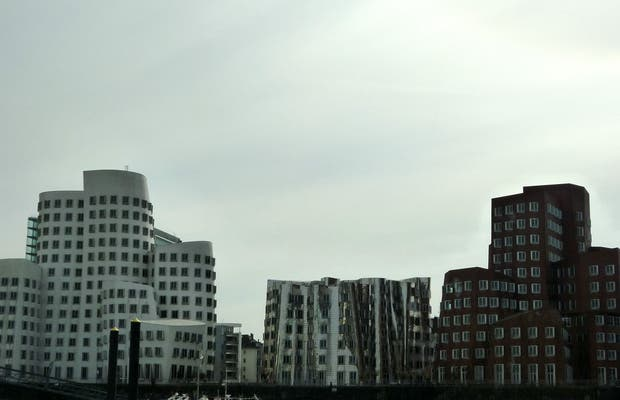 Barrio Medienhafen