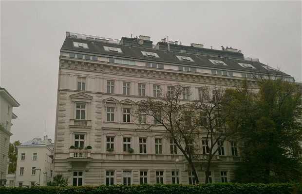 Barrios ricos de Vienna