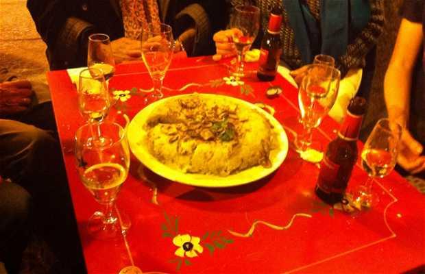 Restaurante Sevilla La Chica