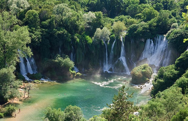 Cascada Kravice