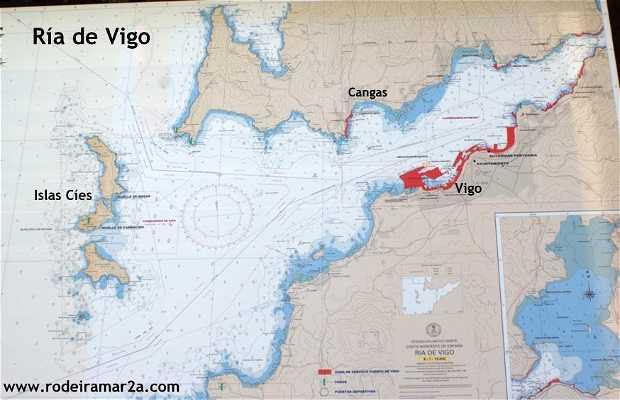 Barco Cangas-Vigo