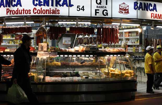 marché Public Central De Porto Alegre