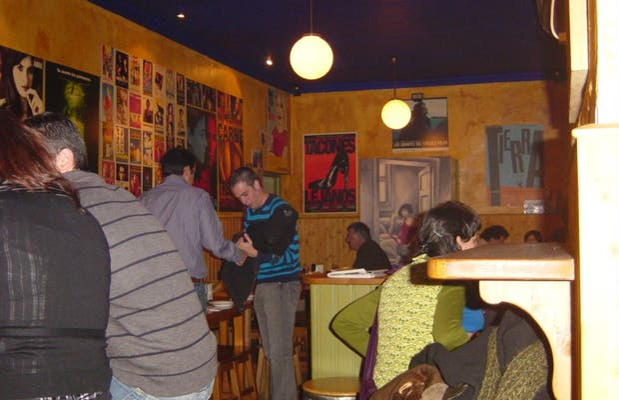 Taverna El Sur di Madrid