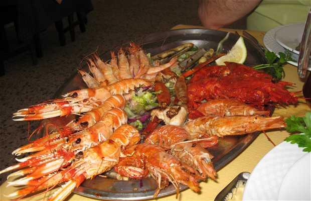 Restaurante Océano en Isla Cristina