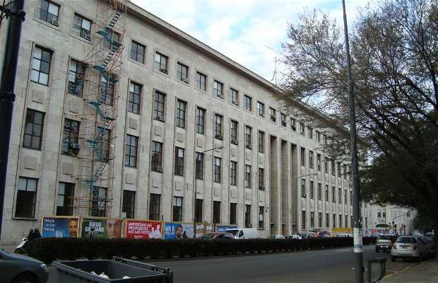 Palacio de Tribunales Provinciales