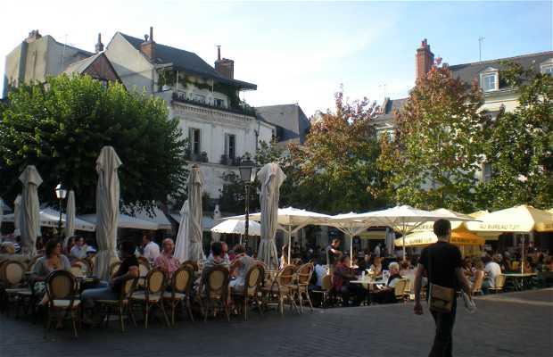 Plaza Plumereau