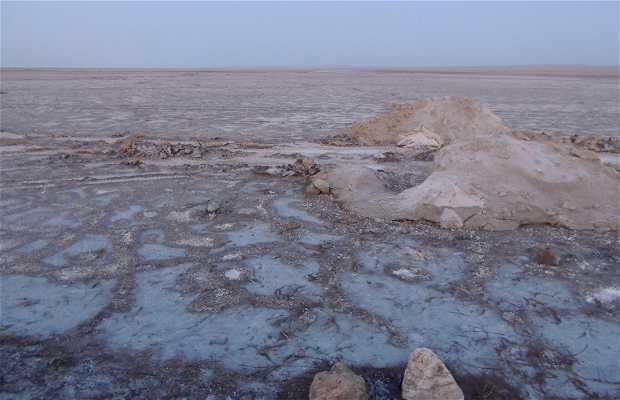 Lago de Sal - Maranjab