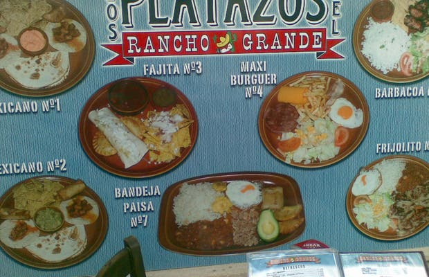 Restaurante Braseria Rancho Grande