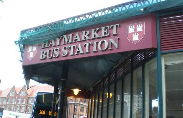 Estación de Haymarket
