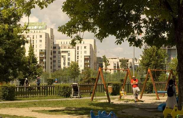 Parque Centrul Civic