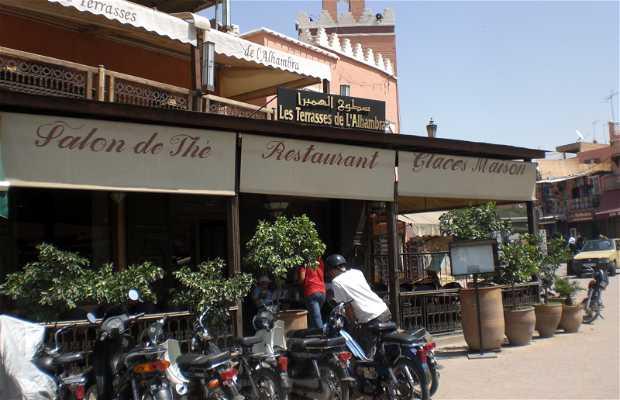 Les Terrasses de l'Alhambra