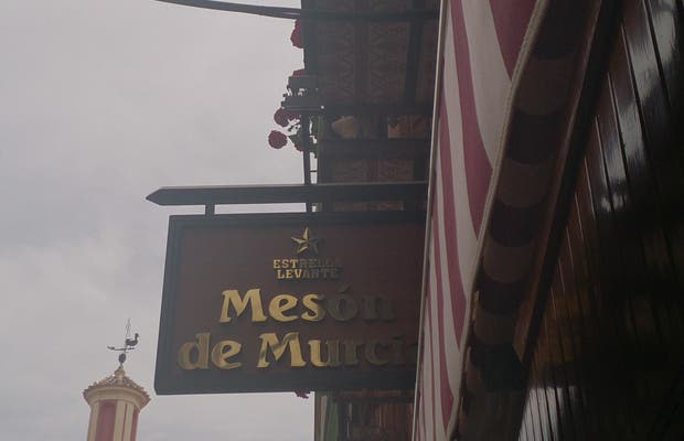 El meson de Murcia