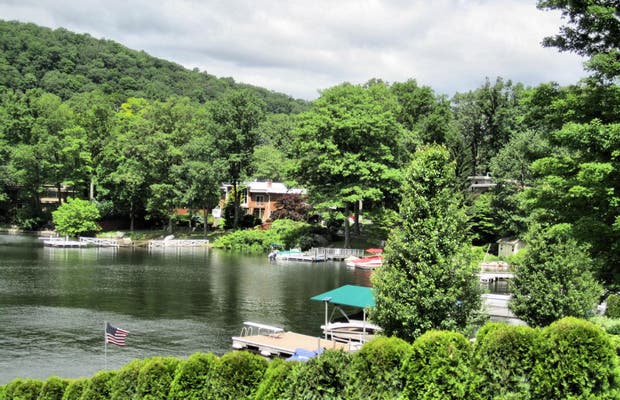 Lac Candlewood