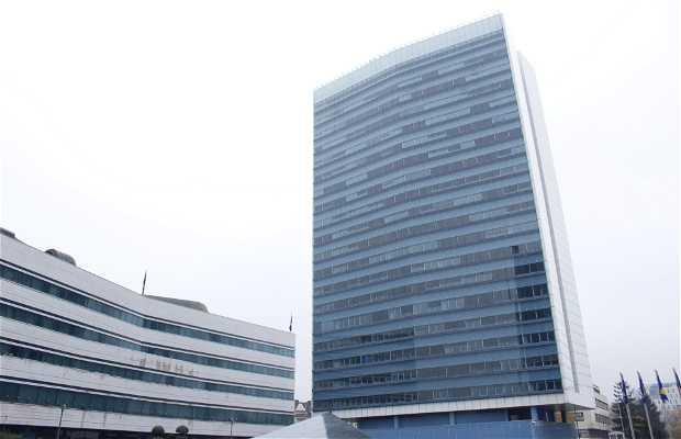 Edificio de la Amistad Grecia-Bosnia y Herzegovina
