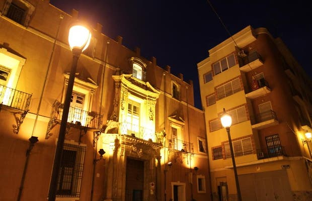 Palacio del Conde de la Granja